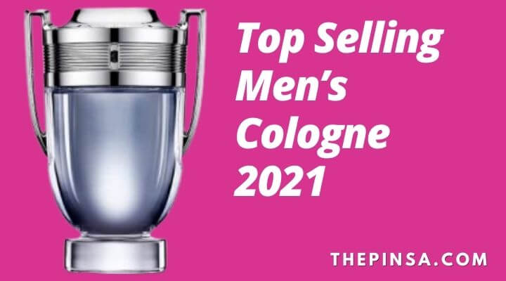 Feature image of Top Selling Men's Cologne 2021