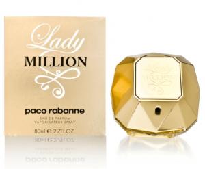 Lady Million by Paco Rabanne Eau de Parfum Spray – best women perfume