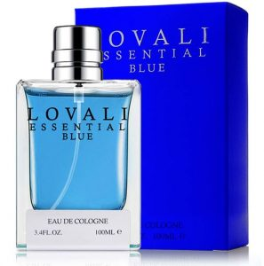 Charming luxury scent pour Homme Cologne spray bottle