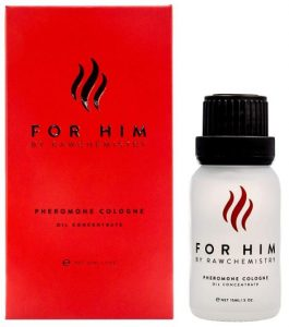 Pheromone cologne oil raw chemistry pheromones