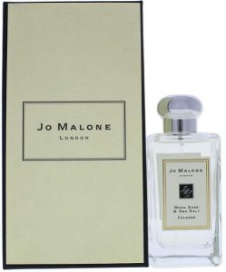 Jo Malone Wood Sage & Sea Salt Cologne Spray for Women, 3.4 Ounce, Originally Unboxed
