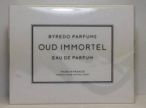 Byredo Oud Immortel Amount