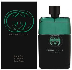 Gucci Guilty Black Pour
