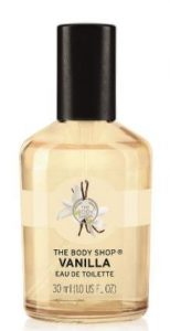 Vanilla The Body Shop Perfume
