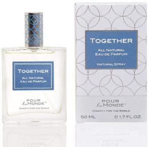 TOGETHER All-Natural Eau De Parfum by Pour le Monde