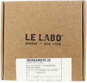 Bergamote 22 Eau De Parfum by Le Labo
