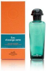 Eau d'Orange Verte Hermès Spray
