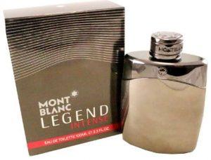 Legend Intense Eau De Toilette by Mont Blanc
