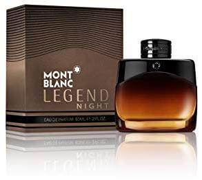 Legend Night Mont Blanc Eau De Cologne