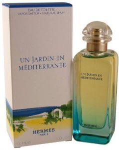 Un Jardin En Mediterranee By Hermes Eau De Toilette Spray