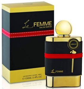 Armaf Le Femme Sterling Parfum Spray