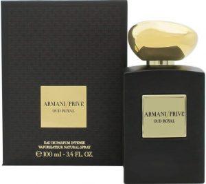 Giorgio Armani Prive Oud Royal Eau De Parfum Intense Spray