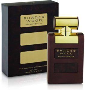Niche Brands Shades Wood Perfume Spray by Armaf